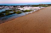 Strand von la Caleta von cadiz — Stockfoto