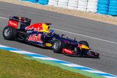 Team Red Bull F1, Sebastian Vettel, 2012 — Photo