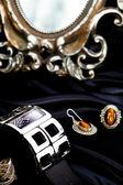 Zegarek bransoleta — Zdjęcie stockowe