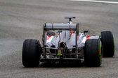 Team Sauber F1, Adrian Sutil, 2014 — Stock Photo