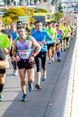 XXVIII Half Marathon Bahia de Cadiz — Stock Photo