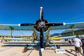 Aircraft Antonov An-2 — Fotografia Stock