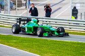 Team Caterham F1, Marcus Ericsson, 2014 — Stock Photo