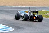 Team McLaren F1,  Kevin Magnussen, 2014 — Stock Photo