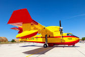 Seaplane Canadair CL-215  — Stock Photo