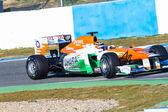 Team Force India F1, Nico Helkenberg, 2012 — Stok fotoğraf