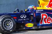 Team Red Bull F1, Sebastian Vettel, 2012 — Foto Stock