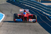Scuderia Ferrari F1, Fernando Alonso, 2012 — Stock Photo