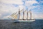 Ship Juan Sebastian de Elcano — Fotografia Stock