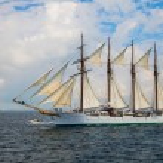 Ship Juan Sebastian de Elcano — Stock Photo #48386289