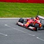 Постер, плакат: Team Scuderia Ferrari F1 Kimi Raikkonen 2014