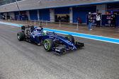 Team Williams F1, Felipe Massa — Foto Stock