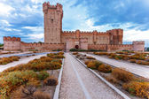 Castle of the Mota — Foto de Stock