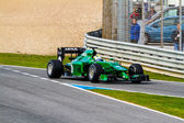 Team Caterham F1, Marcus Ericsson, 2014 — Stock Photo