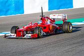 Scuderia Ferrari F1 — Stock Photo