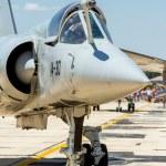 Aircraft Dassault Mirage F1 — Stock Photo #51579513