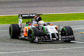 Team Force India F1, Daniel Juncadella, 2014 — Stock Photo