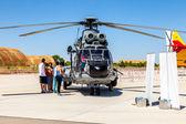 Eurocopter AS332 Super Puma — Stock Photo