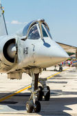 Aircraft Dassault Mirage F1 — Stock Photo