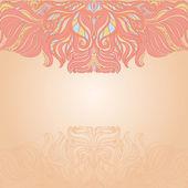 Rosa abstrakten hintergrund — Stockvektor