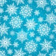 beautiful snowflakes — Stock Vector