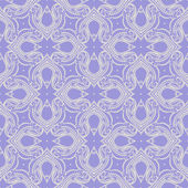Retro purple pattern — Stock Vector