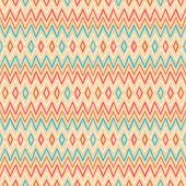 Geometric striped pattern - 2 — Stock Vector