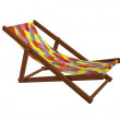 Deck-chair — Stock Photo