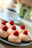 Seven cake — Stock Photo