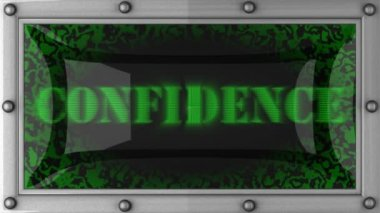 Confidence on led — Video Stock