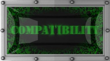 Compatibility on led — 图库视频影像