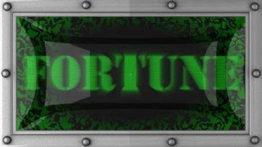 Fortune sur conduit — Vidéo