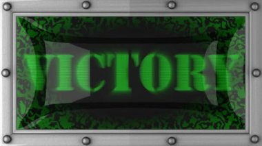 Victoire sur conduit — Vidéo