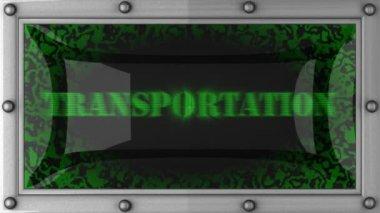 Transport sur conduit — Vidéo