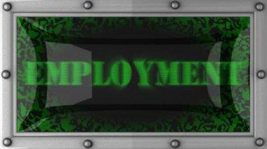 关于就业主导 — 图库视频影像