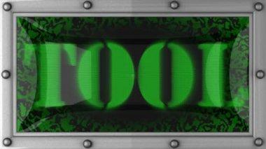 Nástroj na čele — Stock video