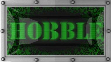 Hobble sur conduit — Vidéo