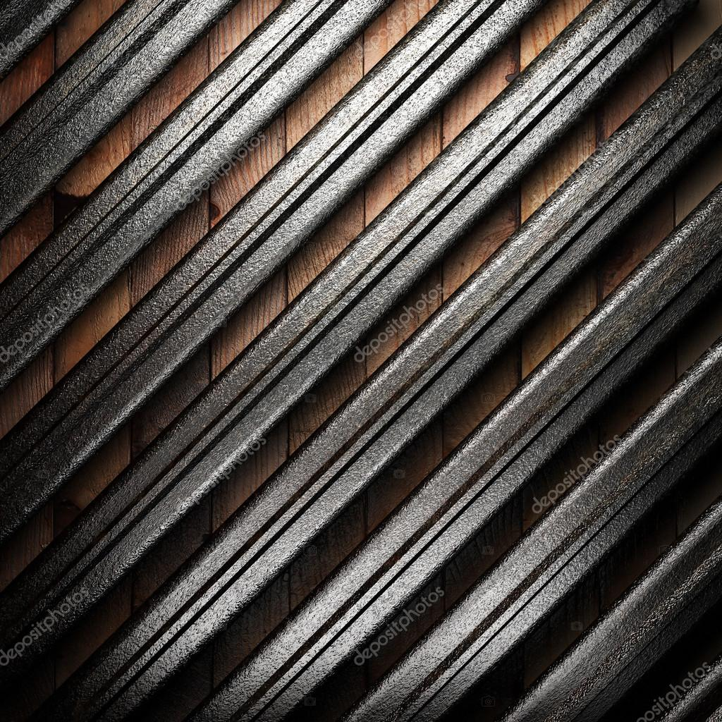 Metal on wall  Stock Photo #14183311