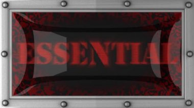 Essential on led — Wideo stockowe