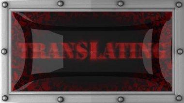 перевод на привело — Стоковое видео