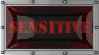 Sensitive on led — Vidéo