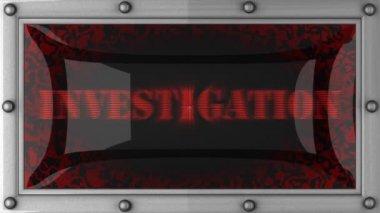 Soruşturma açtı — Stok video