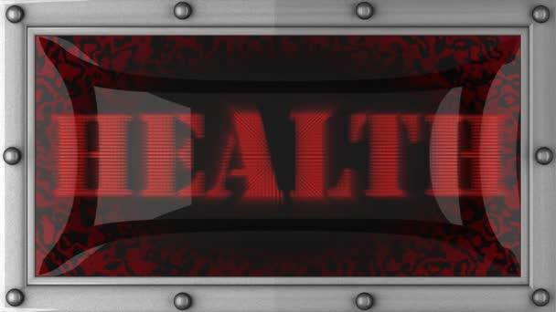 Santé sur conduit — Vidéo