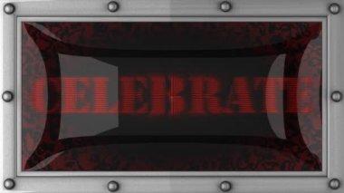 Célébrer en conduit — Vidéo