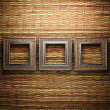 Antique ornament frame — Stock Photo #14964221