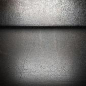 Metal na parede — Fotografia Stock