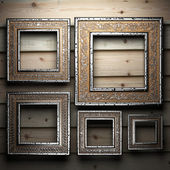 Antique ornament frame — Stock Photo