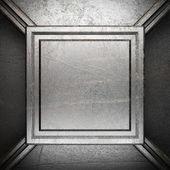 Metall background — Stock Photo