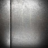 Metal on wall — Stock Photo