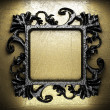 Vintage iron frame — Stock Photo #18704649